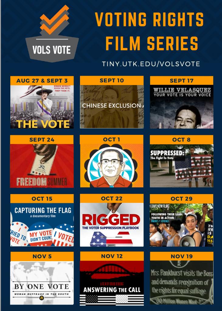 vols vote film series